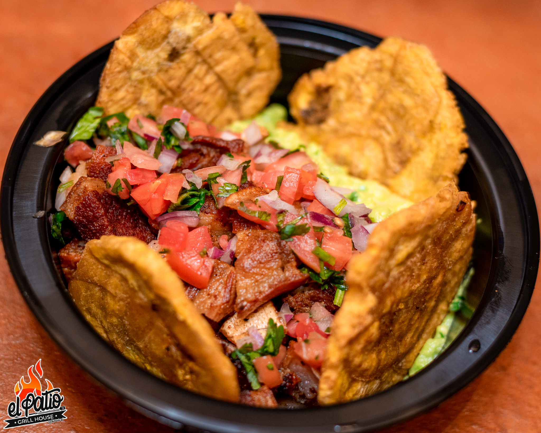 El Patio Grill House By La Chiflada Nj Bar And Grill Restaurant Paterson Restaurant Lechona Lunch Lunch Menu Dinner Menu Dinner Brunch Brunch Menu Happy Hour Private Party Empanadas Burgers