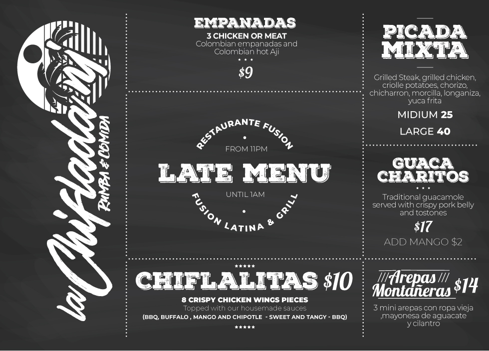 la-chiflada-late-menu-2021